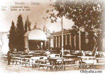 Горсад – в ряд памятников садово-паркового искусства