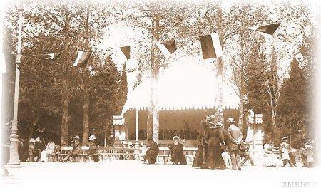 Хроника создания городского сада в Ялте (1882-1902 гг).