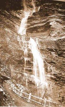 Водопадъ Учанъ-Су