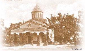 Церковь въ Нижней Орiанде