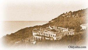 Разрушенный дворецъ въ Орiанде