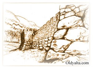 Реконструкция крепости Харакс