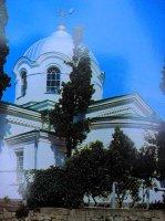 Церковь Святого Великомученика Федора Тирона