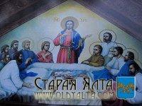 Церковь Воскресения Христова в п. Форос