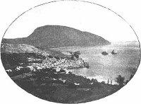 Море у Гурзуфа