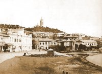 Набережная в начале 19-го века
