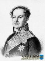Князь А.Н. Голицын