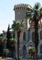 Башня дворца Паниной